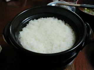 土鍋ごはん!